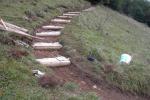 Bau und Instandhaltung von Wanderwegen