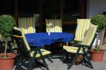 Sitzauflagen für Gartenmöbel