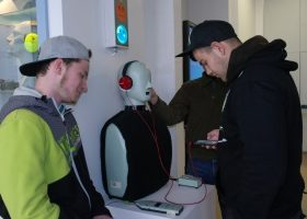 Besuch der Fachausstellung Arbeitssicherheit