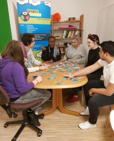 """Interaktive Ausstellung """"Spielglück – Glücksspiel"""""""