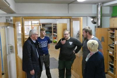 Besuch von MdB Artur Auernhammer und Bürgermeister Maderer