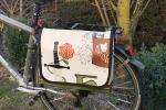 Radtaschen aus Banner