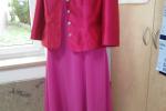 Kleid mit passender Jacke