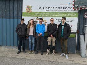 Besuch beim Recyclinghof Weißenburg